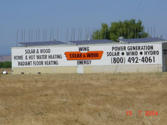 Residential & Commercial Alternative & Renewable Energy Sales, Installation, Maintenance & Repair Northern California