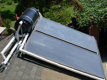 Solar Hot Water Alternative & Renewable Energy Northern California
